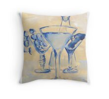 cheers Darling Throw Pillow