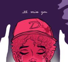 I'll Miss You Sticker