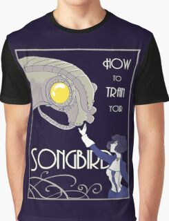 How to Train Your Songbird Graphic T-Shirt