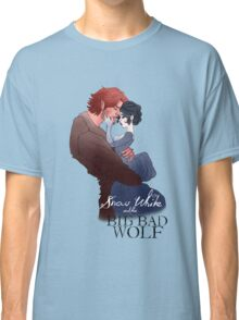 Snow White and the Big Bad Wolf Classic T-Shirt