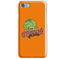 Broccoli Rocks  iPhone Case/Skin