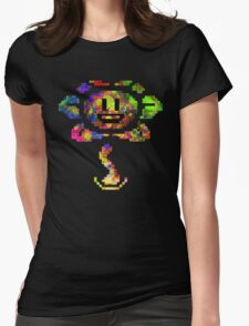 Flowey - Undertale (Colour) Womens Fitted T-Shirt
