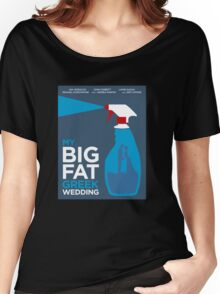My Big Fat Greek Wedding // Minimalist Art Women's Relaxed Fit T-Shirt