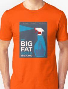 My Big Fat Greek Wedding // Minimalist Art Unisex T-Shirt