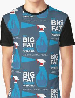 My Big Fat Greek Wedding // Minimalist Art Graphic T-Shirt