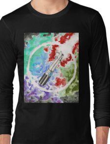 Anakin Light Saber Long Sleeve T-Shirt