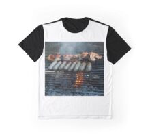 BBQ Graphic T-Shirt