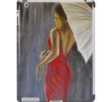 Sensuous in Red iPad Case/Skin