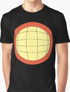 Captain Planet - Planeteer -  fire - Wheeler T-Shirt! Graphic T-Shirt