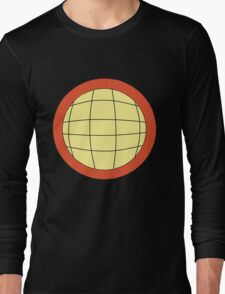 Captain Planet - Planeteer -  fire - Wheeler T-Shirt! Long Sleeve T-Shirt
