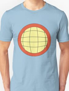 Captain Planet - Planeteer -  fire - Wheeler T-Shirt! T-Shirt
