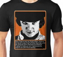 A Clockwork Orange - 8-bit Unisex T-Shirt