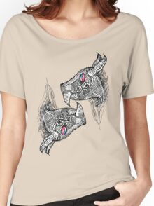 Vampire Bat Country Women's Relaxed Fit T-Shirt