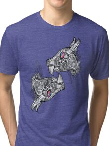 Vampire Bat Country Tri-blend T-Shirt