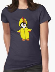 Pengychicken Womens Fitted T-Shirt