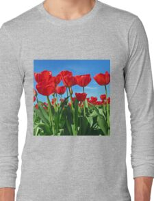 We are Red Tulips Long Sleeve T-Shirt