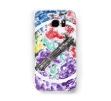 Kylo Ren Light Saber Samsung Galaxy Case/Skin