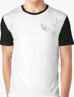Whale on the Wardrobe Graphic T-Shirt