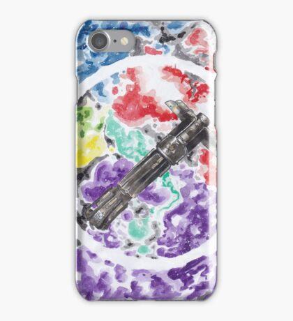 Kylo Ren Light Saber iPhone Case/Skin