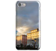 sunset in Trieste iPhone Case/Skin