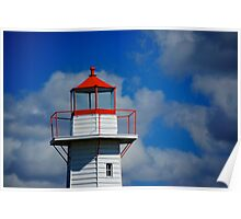 Cleveland Point Lighthouse (Qld) Poster