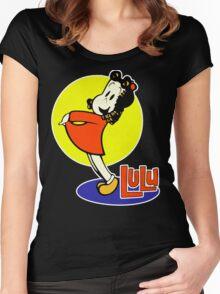 Lulu Women's Fitted Scoop T-Shirt