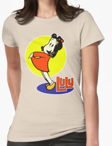 Lulu Womens Fitted T-Shirt
