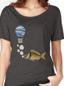 Being something else (Fish) Women's Relaxed Fit T-Shirt