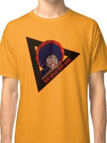 The Last Afro - Burn Bright Burn Hard Classic T-Shirt