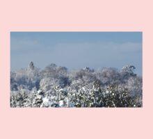 Ashurst Wood Snow Kids Tee