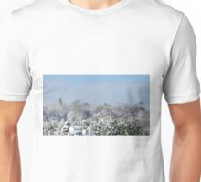 Ashurst Wood Snow Unisex T-Shirt