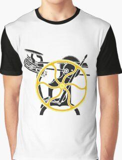 letterpress Graphic T-Shirt