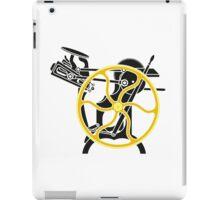 letterpress iPad Case/Skin