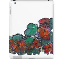 Nasturtium Tangle - Kerry Beazley iPad Case/Skin