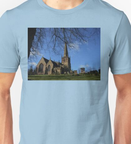St John's Church Bromsgrove Unisex T-Shirt