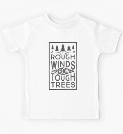 TOUGH TREES Kids Tee