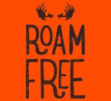 ROAM FREE Kids Tee