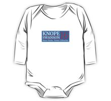 Vote Knope Swanson 2016 One Piece - Long Sleeve