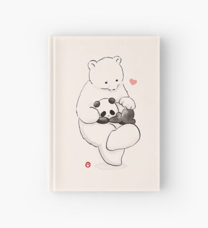 Panda Therapy Hardcover Journal