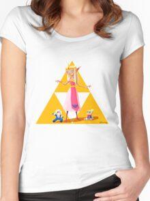 Princess Zelda Women's Fitted Scoop T-Shirt