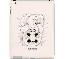 My Own Snow Angel iPad Case/Skin