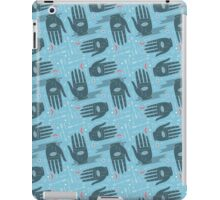 palmistry pattern iPad Case/Skin