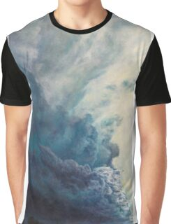 Island Sky, January Graphic T-Shirt