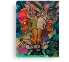 Kill the Fox! Canvas Print