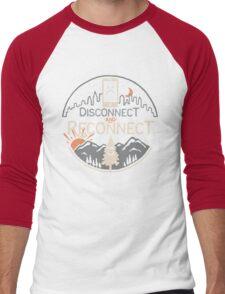 Reconnect Men's Baseball ¾ T-Shirt