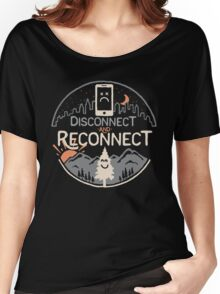 Reconnect Women's Relaxed Fit T-Shirt