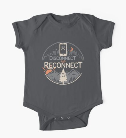 Reconnect One Piece - Short Sleeve