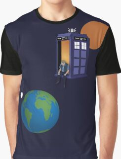 Doctor Who - A WhoView Graphic T-Shirt