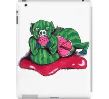 Boar'd to death iPad Case/Skin