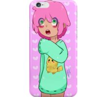 Cute Anime Girl iPhone Case/Skin